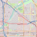 Location map Downtown Bakersfield.png