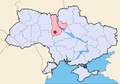 Location of Skvyra City in Ukraine.png