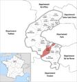 Locator map of Kanton Clamart.png