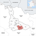 Locator map of Kanton Lunéville-2 2019.png
