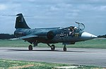 Lockheed (MBB) F-104G Starfighter, Germany - Navy AN0736800.jpg