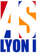 Logo du AS Lyon 1