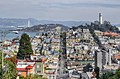 Lombard St and Coilt Tower.SF (50860428508).jpg