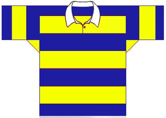 Liverpool Stanley - London Highfield's jersey