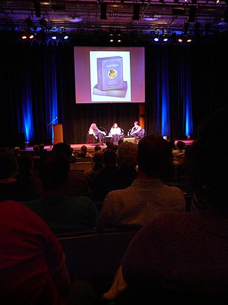 Purcell Room - London Literature Festival, 2008