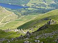 Looking Down from Ben Ledi - geograph.org.uk - 219816.jpg