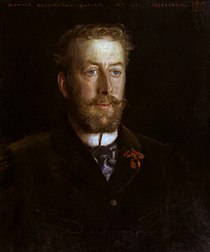 Lord Ronald Sutherland Gower by Henry Scott ('Harry') Tuke.jpg