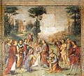 Lorenzo Costa - Legend of Sts Cecilia and Valerian, Scene 9 - WGA05426.jpg
