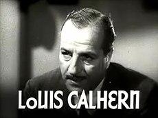 height Louis Calhern