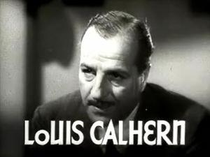 Calhern, Louis (1895-1956)