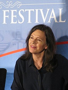 Erdrich at the 2015 National Book Festival.