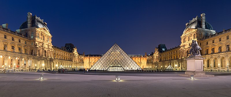 Image result for the louvre museum
