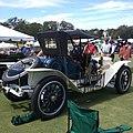 Lozier Briarcliff 1909 side-rear blue & white, Atlanta 17.jpg