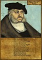 Lucas Cranach d. Ä. - Bildnis Kurfürst Friedrichs III. des Weisen von Sachsen - WAF 184 - Bavarian State Painting Collections.jpg