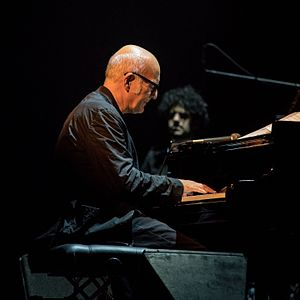 Ludovico Einaudi - Zelt-Musik-Festival 2016 in Freiburg, Germany