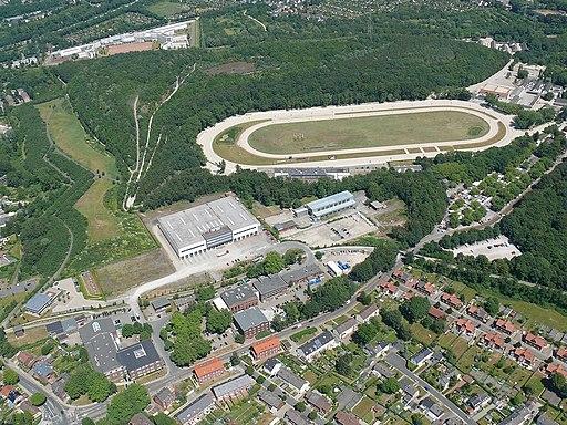 Luftbild Essen-Katernberg, Zeche Zollverein Schacht 4/5/11, Triple-Z 2011