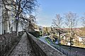 Luxembourg City - fortress wall - pont Grande-duchesse-Charlotte.jpg
