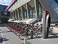 Lyon 2e - Station Vélo'v 2007 Patinoire Charlemagne 2 (mars 2019).jpg