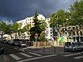 Lyon 7e - Place entre la rue Saint-Jérôme et l'avenue Jean Jaurès (mai 2019).jpg