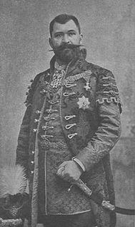 József Márkus Hungarian politician