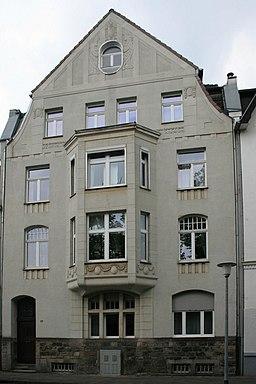 Benediktinerstraße in Mönchengladbach