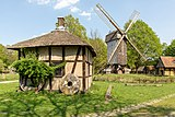 Münster, Freilichtmuseum Mühlenhof, Roßmühle und Bockwindmühle -- 2018 -- 2155.jpg