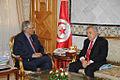 M. Abdallah Turki s'est entretenu avec l'Ambassadeur de l'Irak à Tunis - Flickr - Ministère Tunisien des Affaires Etrangères.jpg