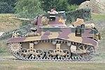 "M3A1 Stuart III 'T37765' ""Clementine"" (44431850175).jpg"