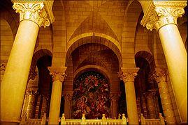 MADRID CATEDRAL CRIPTA UNO DE LOS PANTEONES PRIVADOS 16-1-2007.jpg
