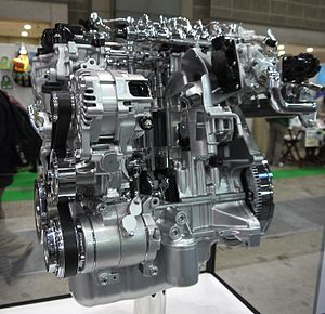 SkyActiv - SH-VPTS SkyActiv-D Diesel engine