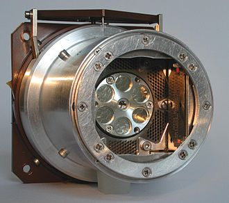 Curium - Alpha-particle X-ray spectrometer of a Mars exploration rover