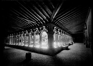 Augustins cloister