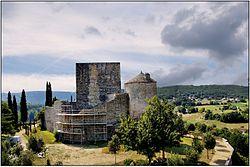 MONTBRUN (Lot) - Château de Montbrun.jpg