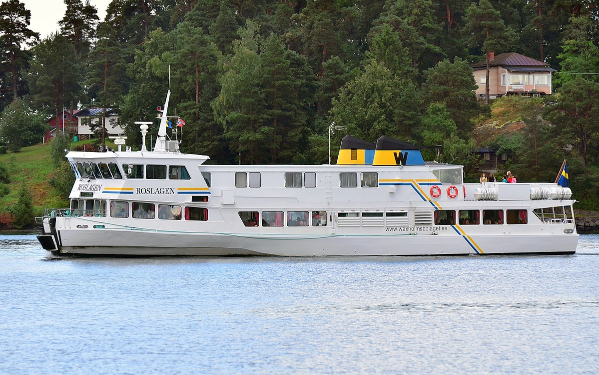 Http Www Waxholmsbolaget Se Visitor Archipelago Traffic Before You Travel