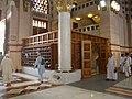 Madina Karim Masjid.e.Nabavi - panoramio (4).jpg