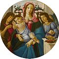 Madonna and Child with St. John the Baptist before a Window by Botticelli and studio.jpg