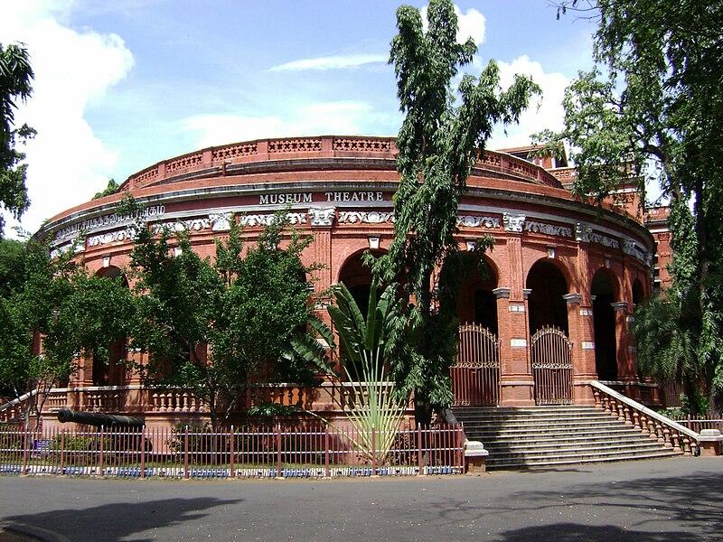 File:Madras museum theatre in October 2007.jpg