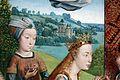 Maestro della leggenda di santa lucia, virgo inter virgines, 1475-1500 ca. (bruges) 03.JPG