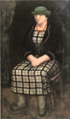 MaetaKanji-1925-Breton Woman.png