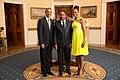 Mahamadou Issoufou with Obamas 2014.jpg