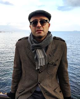 Mahan Esfahani Iranian musician