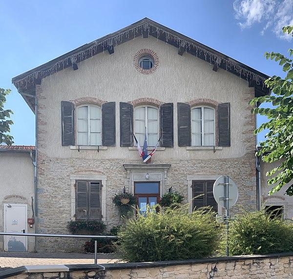 Photo de la ville Villette-sur-Ain