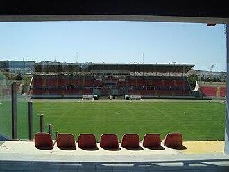 National Stadium, Ta' Qali - Image: Malta Ta Qali