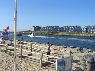 Manasquan River - Mouth of the river