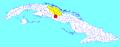 Manicaragua (Cuban municipal map).png