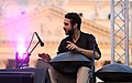 Manu Delago Handmade popfest 2014 09.jpg