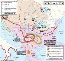 Origin of the Romanians - Wikipedia