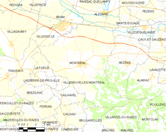 Map commune FR insee code 11254.png