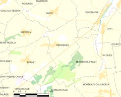 Map commune FR insee code 14497.png
