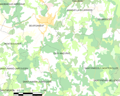 Map commune FR insee code 23078.png